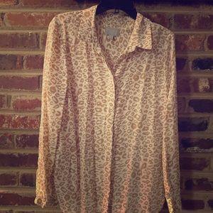 💖Professional & Chic Boardroom Silk Blouse ❣️
